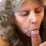 Hot granny getting her cunt fucked